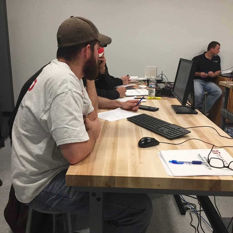 maverick technical on class is in session mti is mti is hosting the htsa training boot camp as well as our regular low voltage technician classes lvt mti htsa t co juolgyyjhv