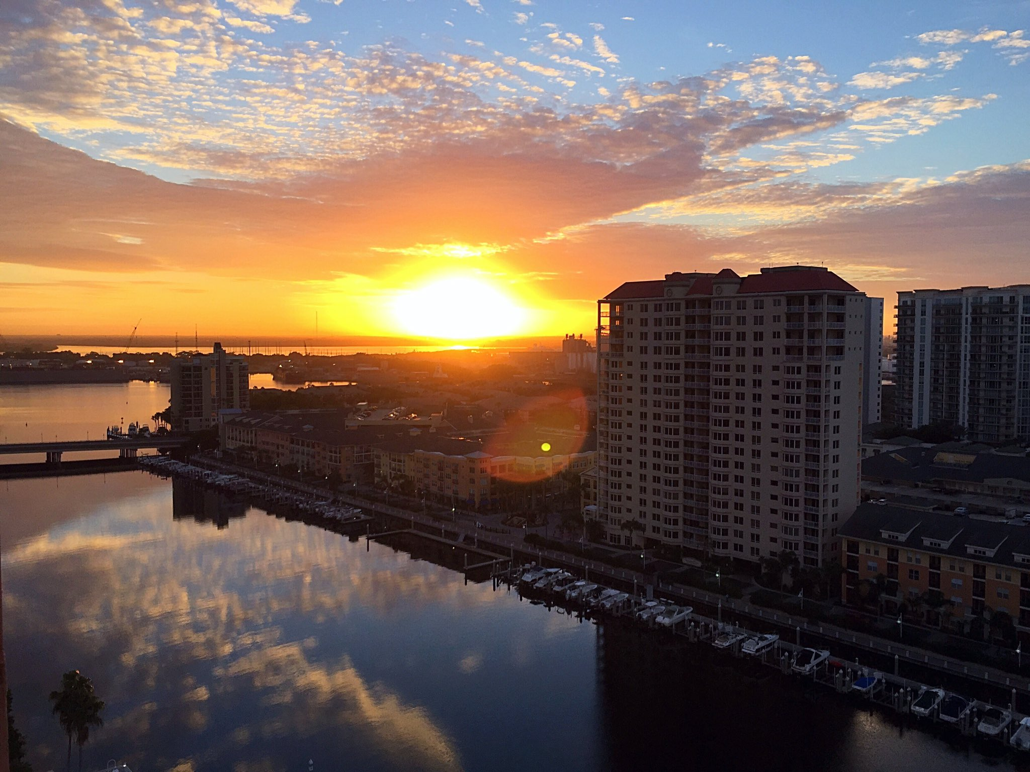 We are off to a beautiful start in Tampa! #ABRCMS https://t.co/VuxO57rtt7