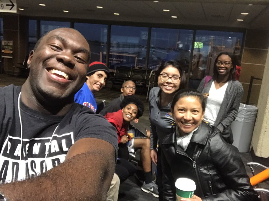 On our way to @ABRCMS. https://t.co/LTqGQgAzlp