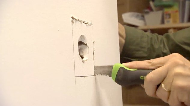 Home DIY 101: How to Patch a Hole in Drywall -