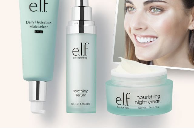 Does your Skin need a little TLC? - Cosmetics ElfCosmetics Makeup Deals