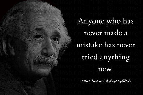 Albert Einstein Twitter: Danielle R. Mani (@DanielleRMani)