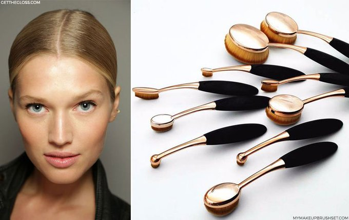 Get your MakeUp looking Flawless with these professional tools Beauty |