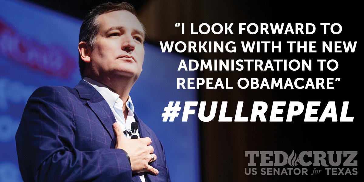 RT if you're ready for #FullRepeal of Obamacare: https://www.tedcruz.org/l/full-repeal-obamacare/ …