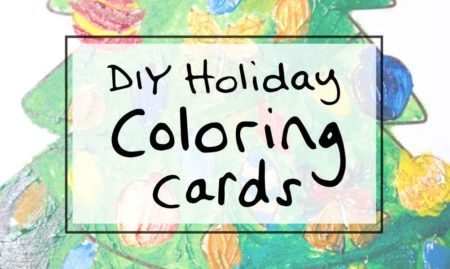 It's almost time to send out holiday cards. Haven't bought cards yet? / diy christmas