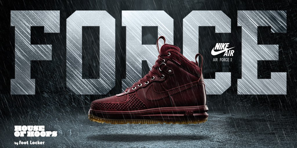 9db6ae5f4c68 the lightweight legend winterized the team red lunar force 1 duckboot is in  stores and online