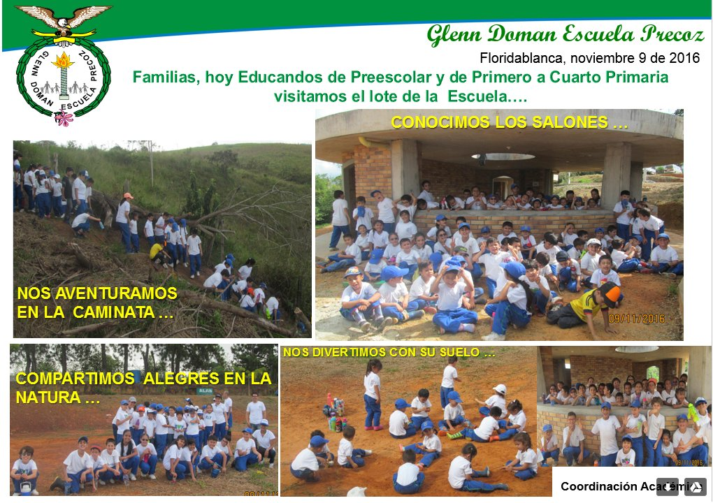 GD Escuela Precoz on Twitter: