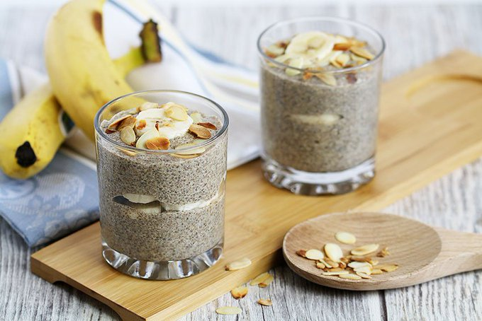 Check out this delicious Chai Chia Pudding ! :-) chiabiaseed - ://