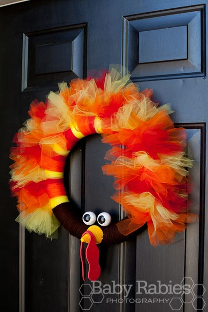10 DIY Thanksgiving wreath ideasThanksgivingdecor holidaydecor