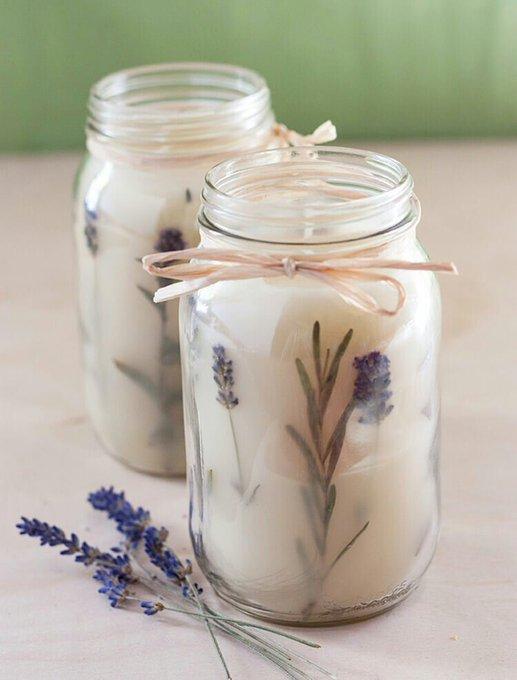 Crea y decora con velas hechas por ti DIY decoracin