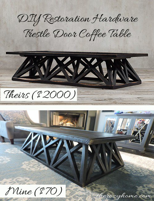 See how some homeowners made their own tables. DIY