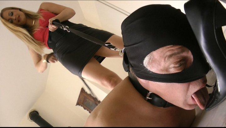 Love female domination and milf punishes 2