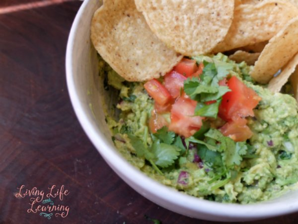 Anytime Guacamole -