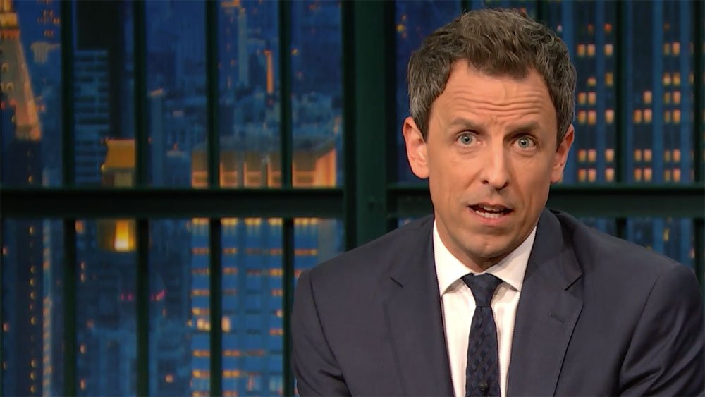 .@SethMeyers offers his thoughts on Tuesday's election results.