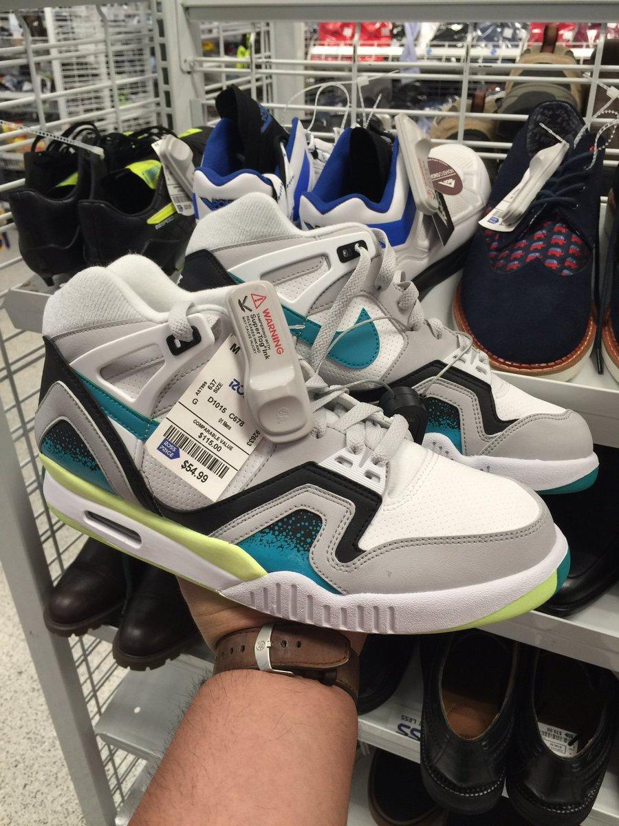 Nike Air Tech Challenge II, $54.99 via