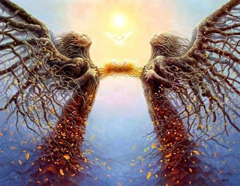 Soulmates~Twinflames on Twitter: