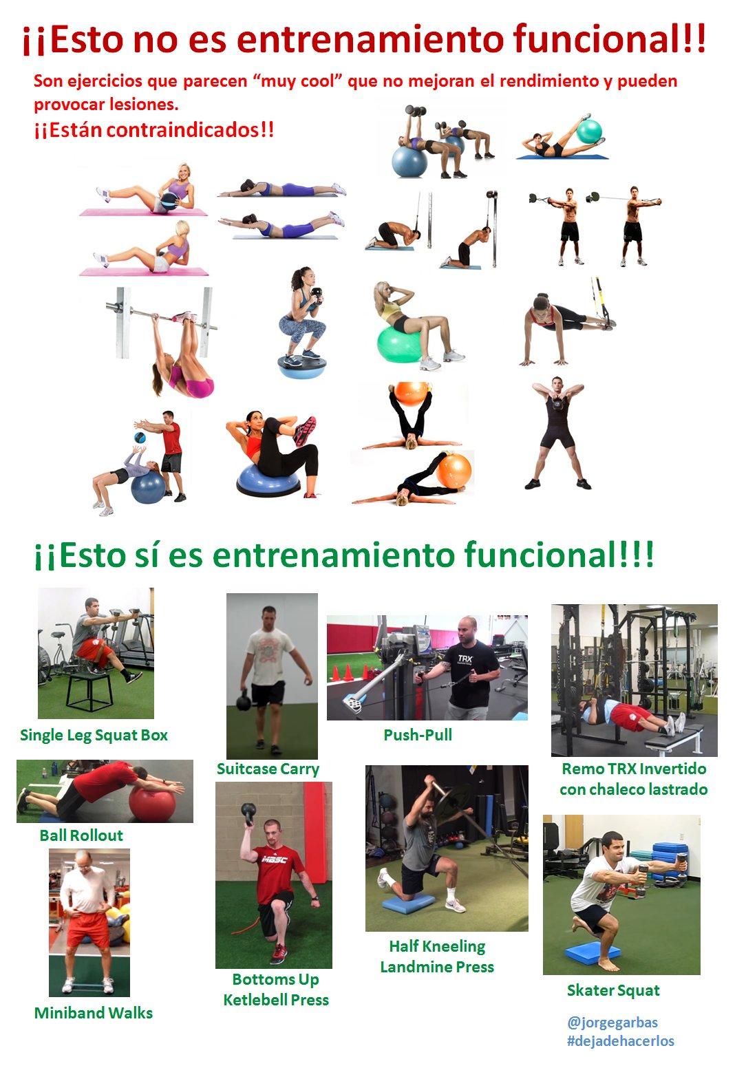Jorge garc a bastida on twitter d a de con ejercicios for Entrenamiento funcional