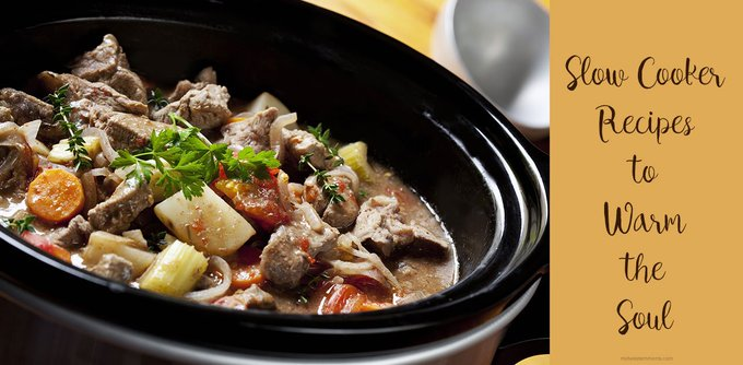 20 delicious slow cooker recipes