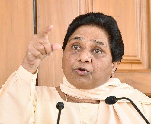 Modi has imposed 'undeclared economic emergency': Mayawati