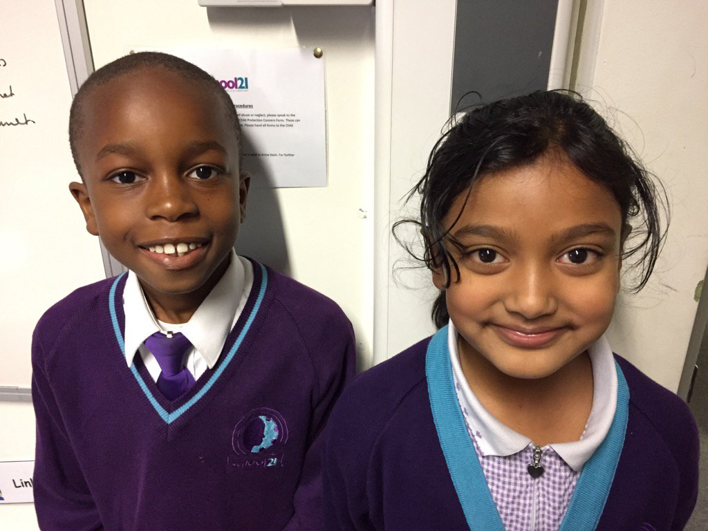Here are some of those oracy munchkins who like talking. 'Gives us more confidence' @school21_uk #r4today