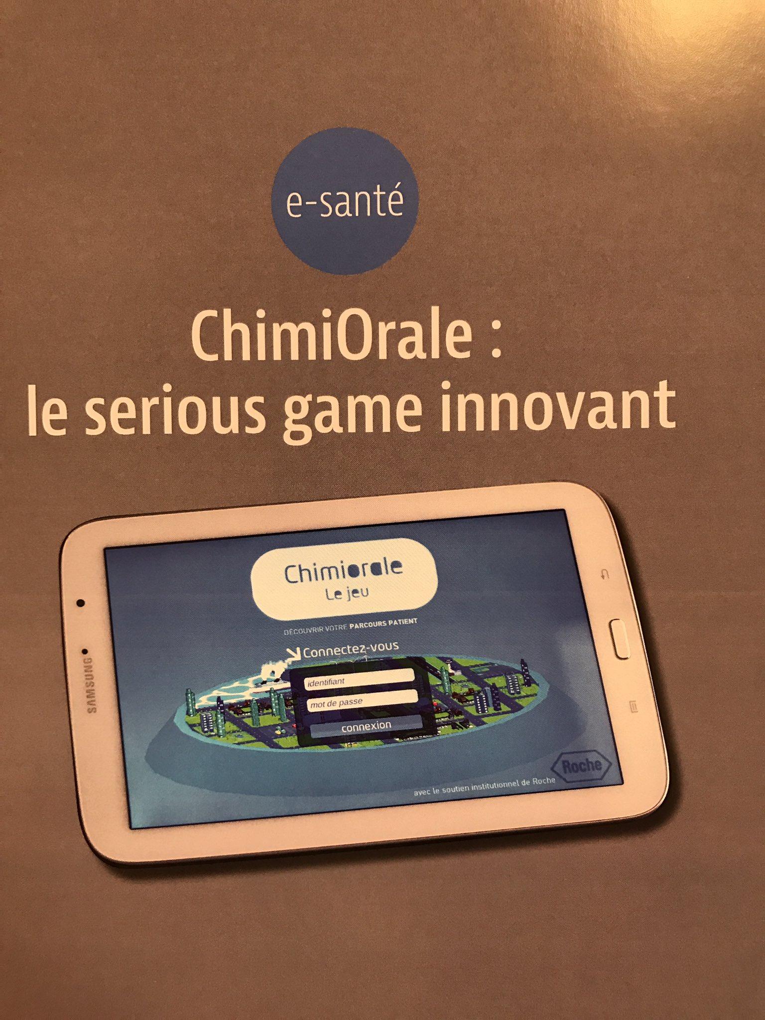 Thumbnail for ChimiOrale & VivaltoLife : deux outils innovants pour mieux accompagner les patients en oncologie