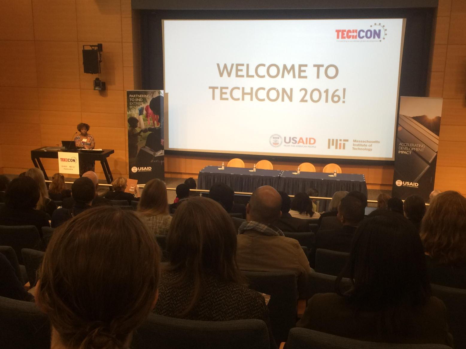 #TechCon2016 kicks off! #60countries #makenewfriendsandkeeptheoldones @TicoraVJones @GlobalDevLab https://t.co/c1MxOgc26r