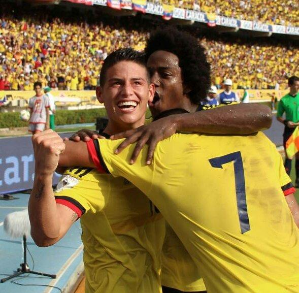 Vamos país! Hoy juega la selección ! Fuerza Colombia 🇨🇴💪 https://t.co/...