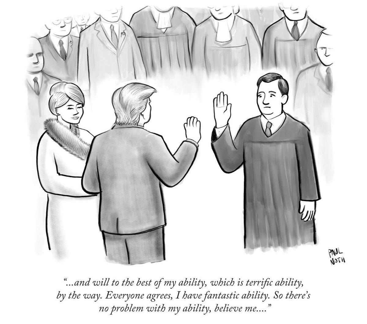 This @NewYorker cartoon is fantastic.  #TrumpPresident https://t.co/R1QcwkPa6x