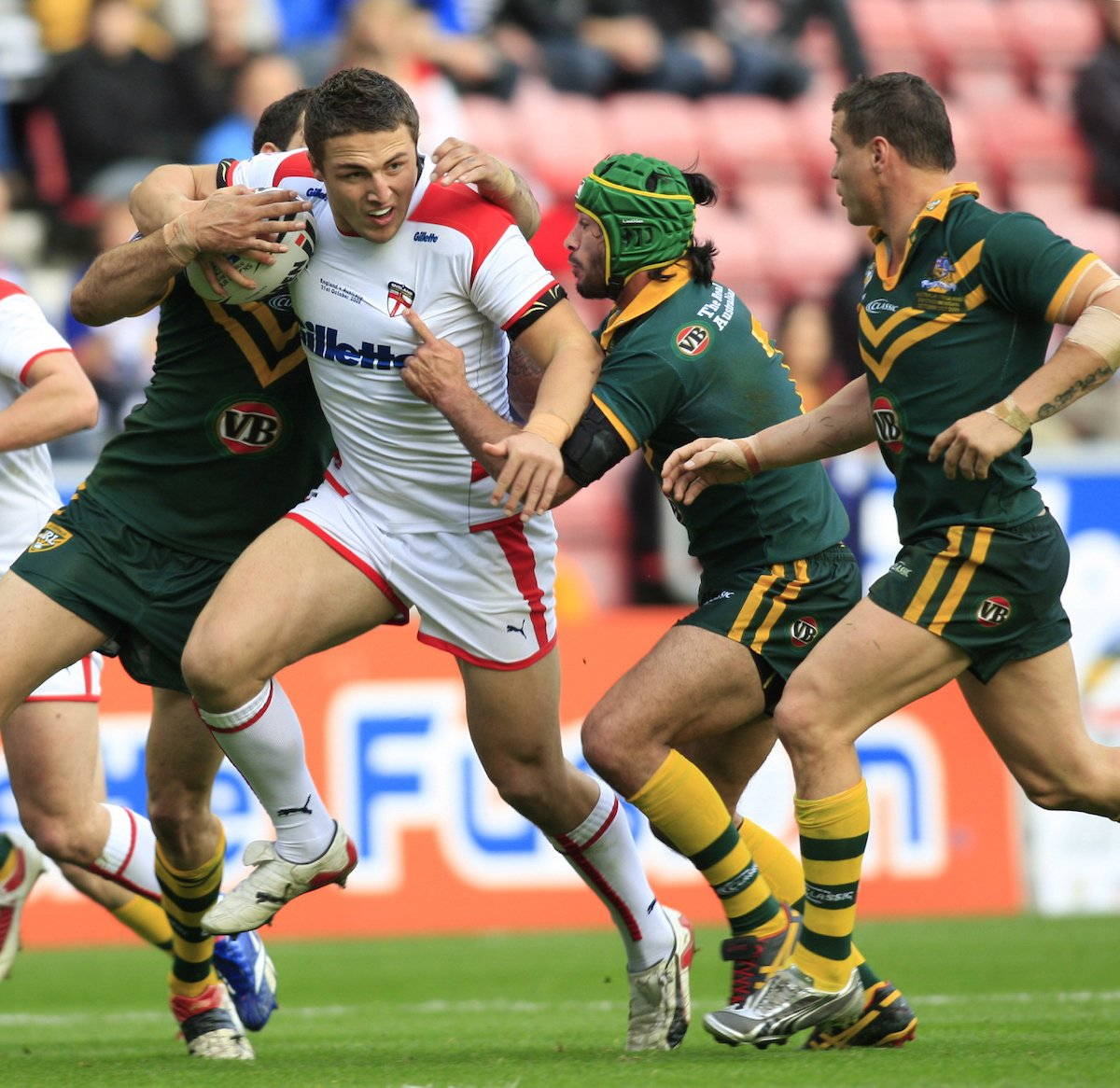 England Rugby League (@England_RL)
