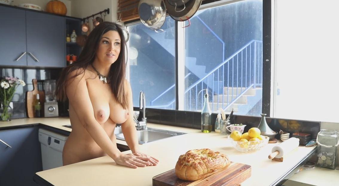 Mom Son Kitchen Sex
