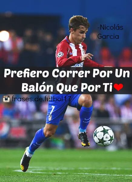 Frases D Futbol On Twitter Quot Sigume Frasesdfutbol19 Para