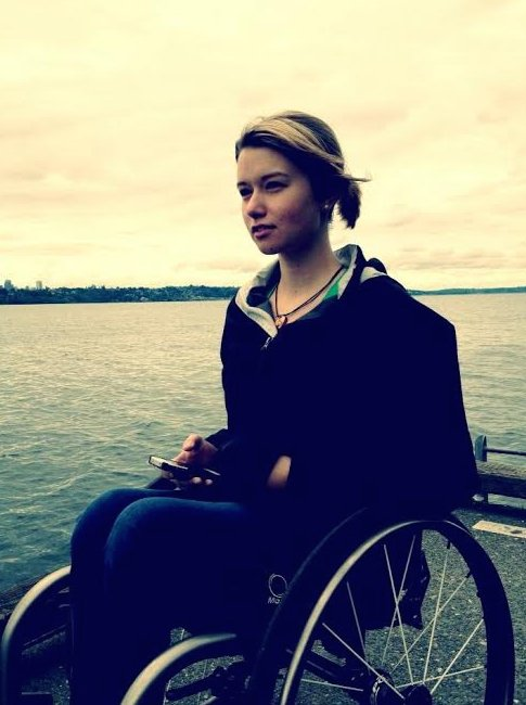 dating sites for disabled Stephanie woodward is a successful 26-year-old who's trying her hand at online dating, like so many others her age but unlike many others,.