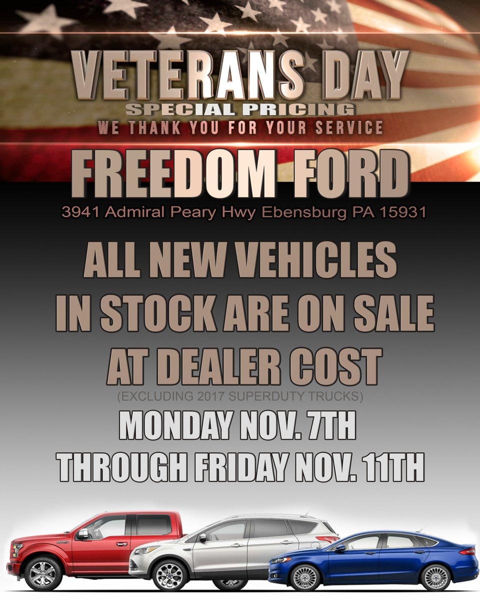 Freedom Ford Ebensburg Pa >> Freedom Ford Freedomfordebg Twitter