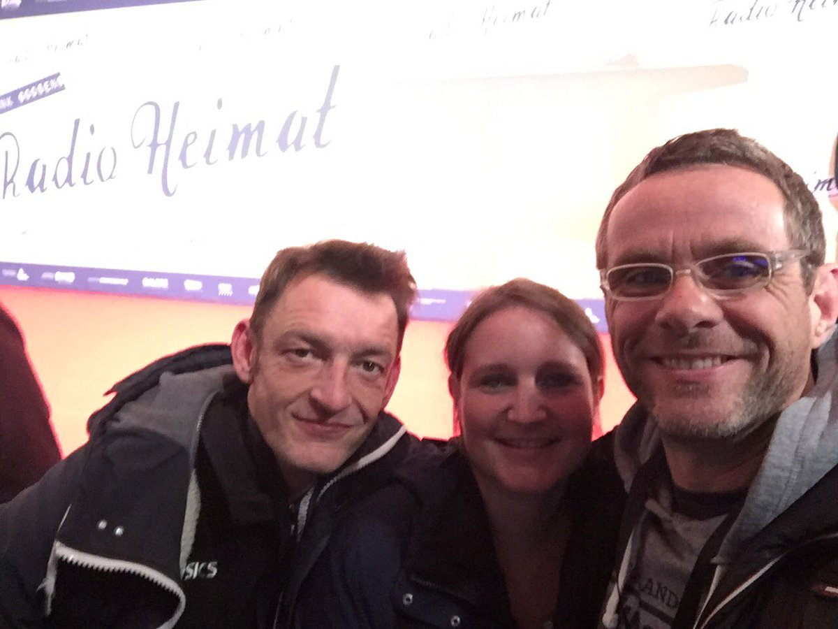 Volker Wallmueller On Twitter Deutschlandpremiere Radio Heimat In Bochum Mit Autor Frank Goosen Und Allen Hauptdarstellern Freitag 18 Uhr Rtl West Https T Co Eqqngokmdd