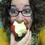 My favorite breakfast for a long day! #apples4ed #centrallutherangym