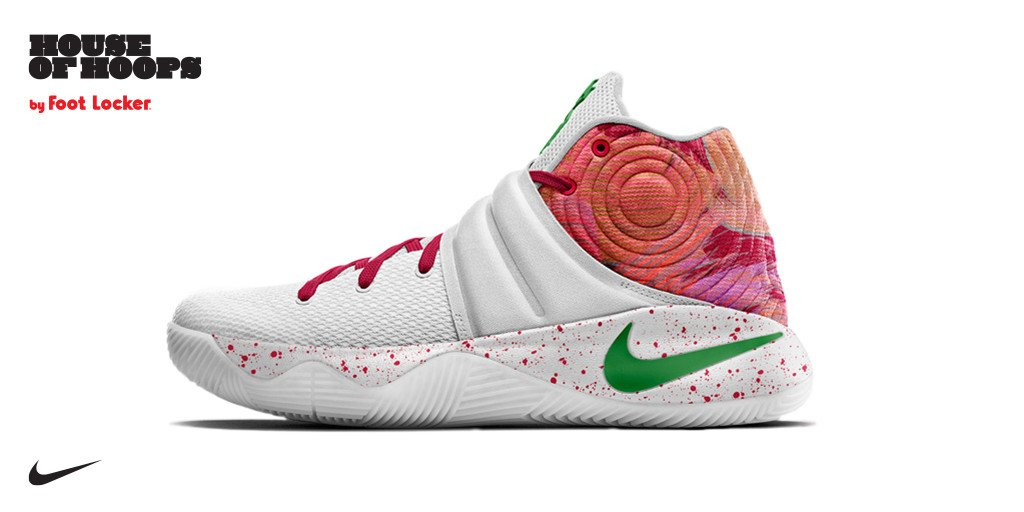 quality design 9d6d0 18577 The  nike kyrie 2  ky-rispy kreme . available today only at our 34th st  flagship in nyc.  houseofhoops