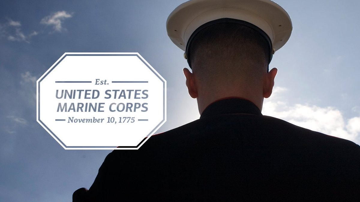 Happy Birthday @USMC! Thank you for 241 years of selfless service and sacrifice. #SemperFi https://t.co/eFJlldP2CP