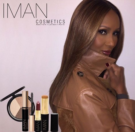 JeNePourraisPlusMePasserDe beauty IMAN cosmetics fashion makeup