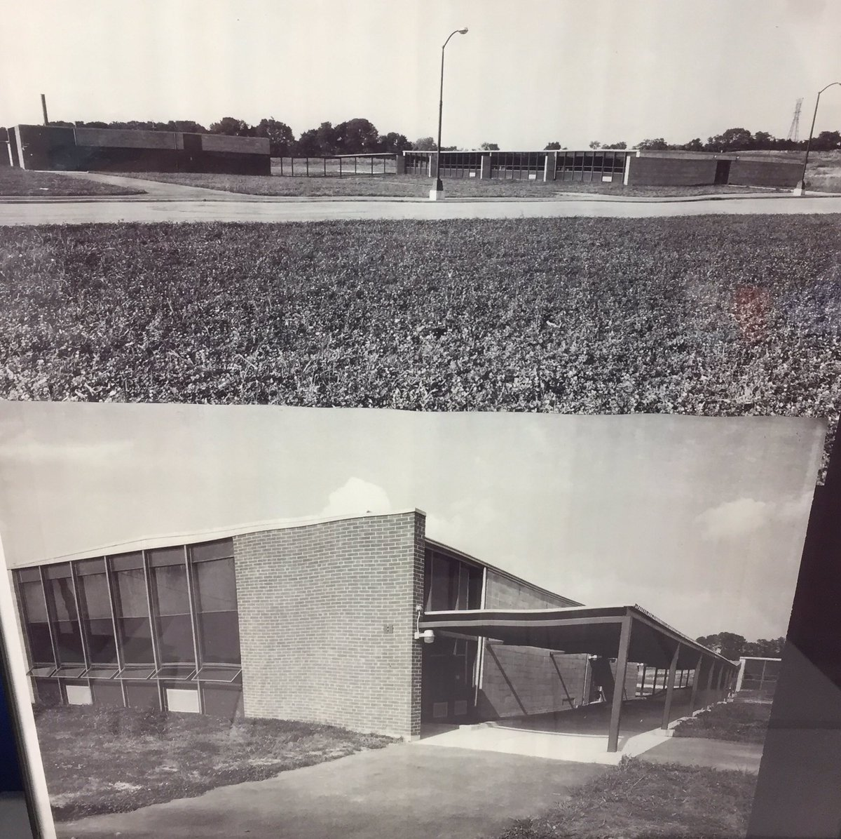 Throwback Thursday, 1959 at Wilson Elem. Pictures of the original 6 classrooms and the cafeteria.  #wearefhsd @FHSchools @AndersonTownshp