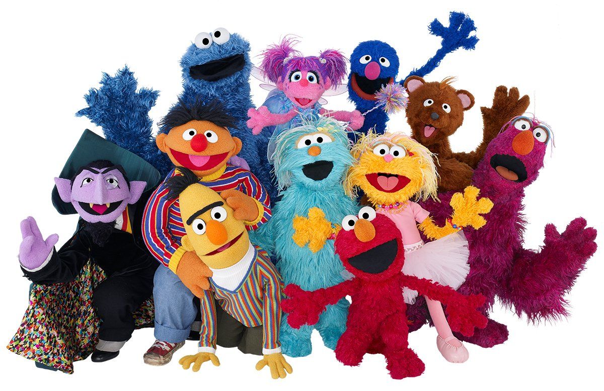 #HappyBirthdaySesame! Thank you for 47 years of helping kids grow smarter, stronger, and kinder. https://t.co/IjYbLvOU79