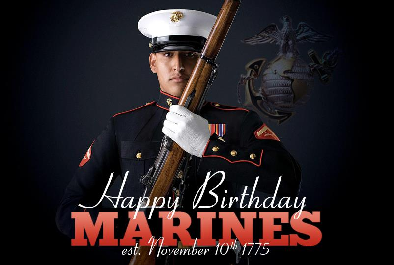 Happy Birthday to the @USMC #Marines  #HappyBirthdayMarines https://t.co/jIke4zMZG2