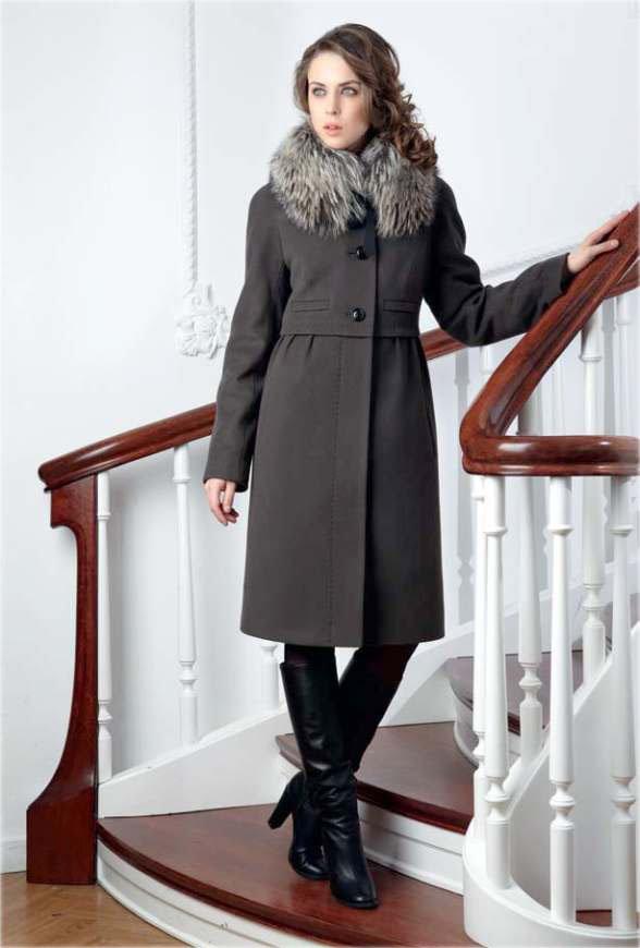 зимнее женское зимнее пальто большого размера в интернет магазине недорого