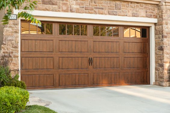 Clopay garage doors clopay twitter for Clopay wood garage doors