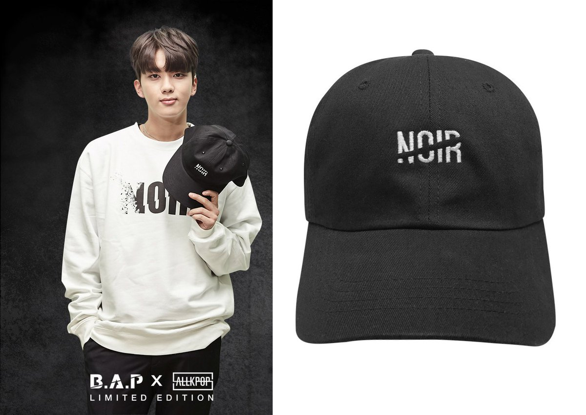 5b146b9791f  BAP Limited Edition  NOIR Dad Hat https   shop.allkpop.com products bap -noir-dad-hat variant 28384410945 …pic.twitter.com 9zN9n0ekRM