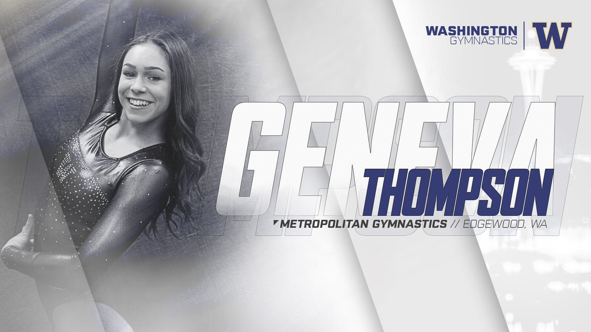 Please welcome the newest member of the GymDawgs and the first 2017 signee, Geneva Thompson! https://t.co/S9HA3e0h2D
