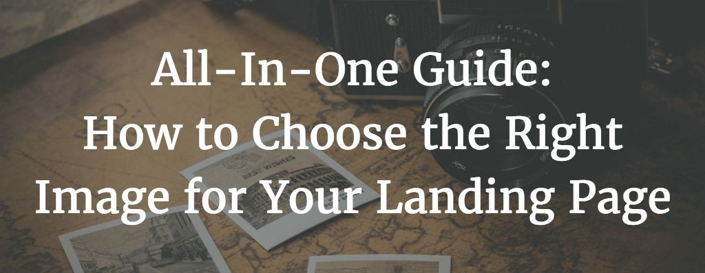 **New Article** An all-In-one Guide to Choosing the Right Image for your Landing Pages  https://t.co/im19WFNr4z https://t.co/rcLsRoAi6J