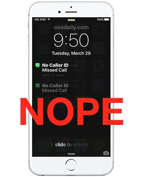 no caller id iphone its computing itscomputingnet 15770