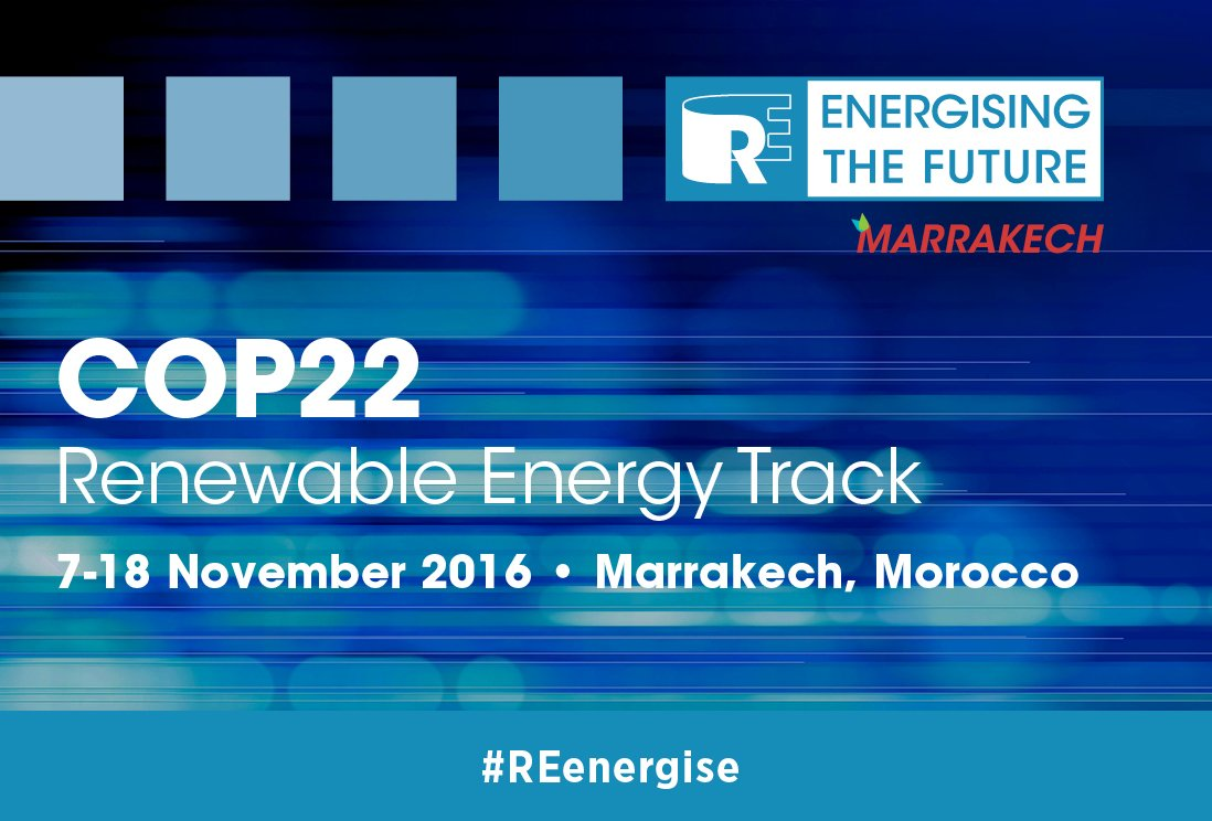#COP22 events w/ the common narrative that renewables are the solution to climate change https://t.co/5keTOnEZjk  #REenergise https://t.co/uQUv6N6gbI