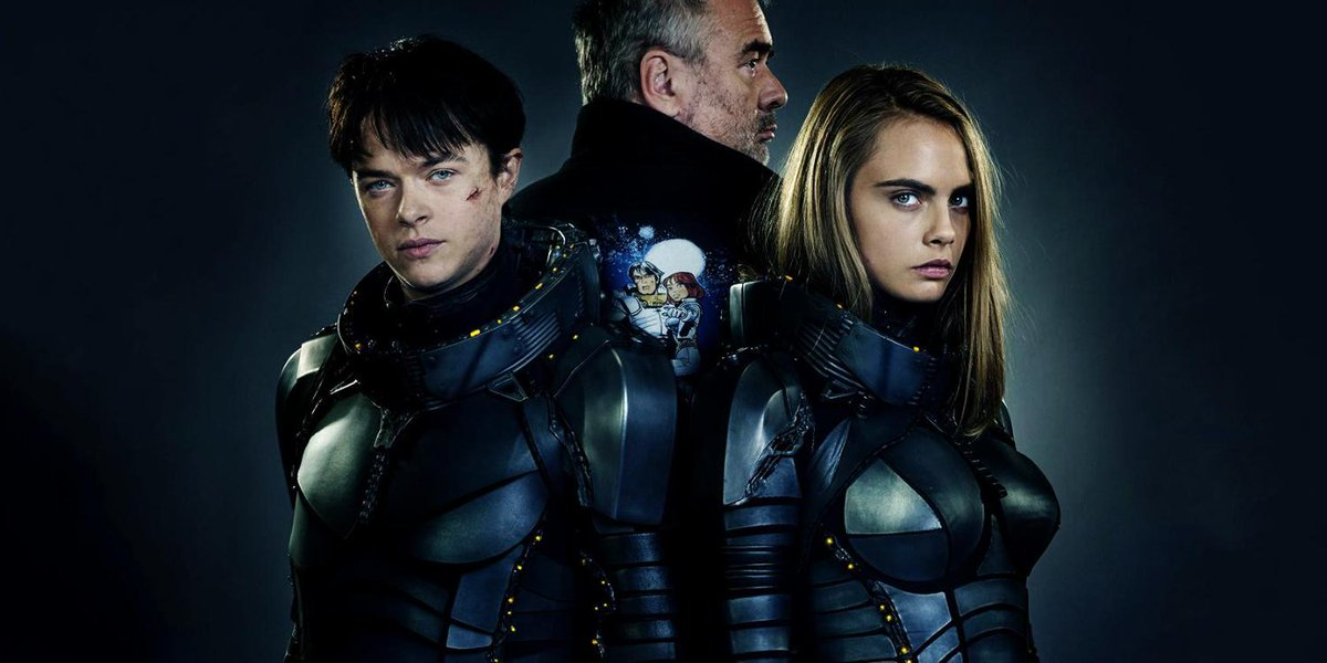 Valerian and the City of a Thousand Planets Teaser Trailer 4