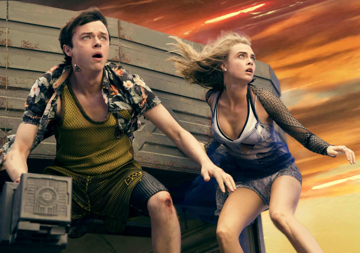 Valerian and the City of a Thousand Planets Teaser Trailer 5
